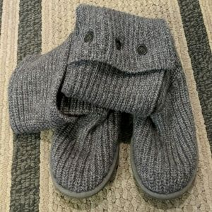 Classic Cardy Ugg Sweater Boots